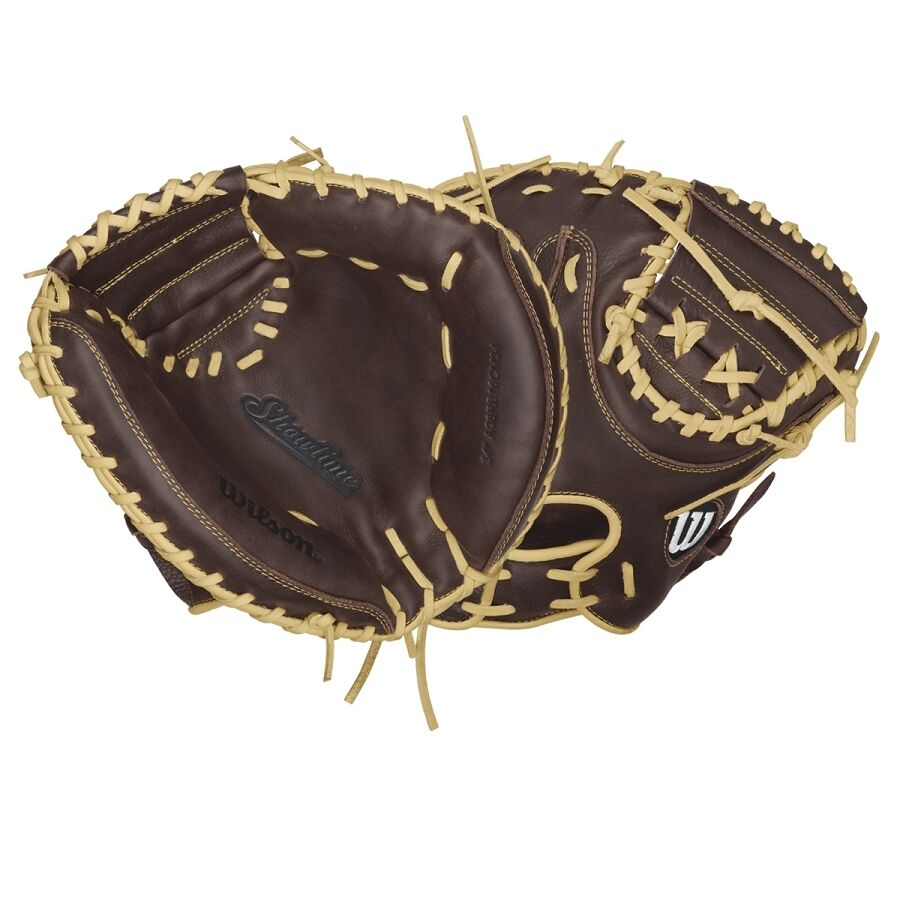 WILSON WTA08RB16CM34 BASEBALL  CATCHERS MITT RH THROWER-