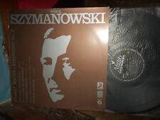 SZYMANOWSKI: Stabat Mater + Symphony n°3 > Woytowicz Rowicki / Muza stereo LP