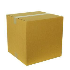 50x MEGA-GÜNSTIG-Versand-Faltkartons Verpackungen Box Schachtel 250x175x100mm