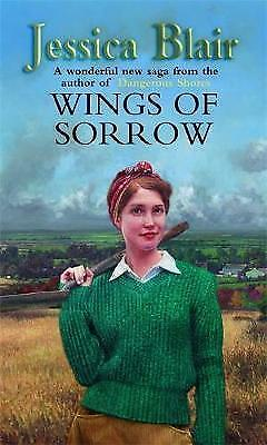 1 of 1 - Blair, Jessica, Wings Of Sorrow, Very Good Book