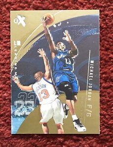 MICHAEL-JORDAN-2001-02-Fleer-EX-Leading-Men-98