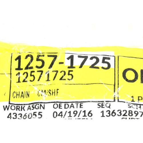 OEM NEW Engine Timing Chain 2.8 2.9L 3.5L 3.7L 4.2L 02-12 Chevrolet GMC 12571725