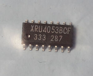 XRU4053BCF-Exar-Ic-C-Mos-Digital-Fuer-Kenwood-TM-742-TM-842-TM-942