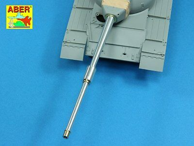 1/35 L191ABER BARREL 120mm L1A2  for CONQUEROR MArk 2 for DRAGON Kit - PROMOTE