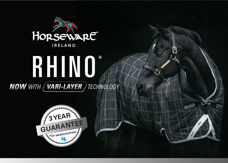 Horseware RHINO WUG medium 250g Vari-Layer NEU