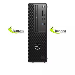Dell Precision T3440 SF, Intel Xeon W-1250, 8 Go DDR4, 256 Go SSD, 2x 1 To HDD, DVD, 3Yrs