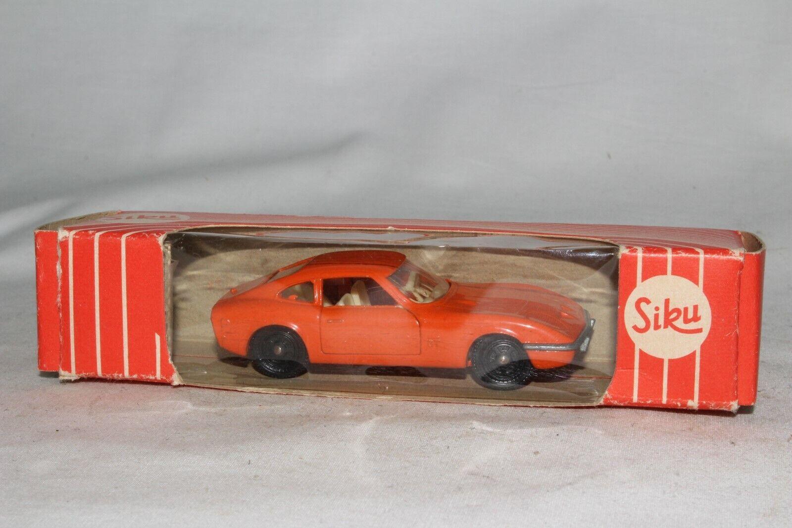 Siku, 1970's Opel GT with Box, Nice Original