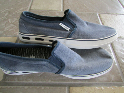 Loafers 888667621192 On Blue Shore Columbia Slip Ship Free Ons 5 9 Mens Nuevo Vulc Vent N qZTIx5wtt