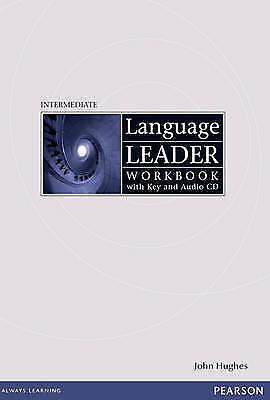 1 of 1 - Language Leader: Intermediate, Good Condition Book, Hughes, Mr John, ISBN 978140