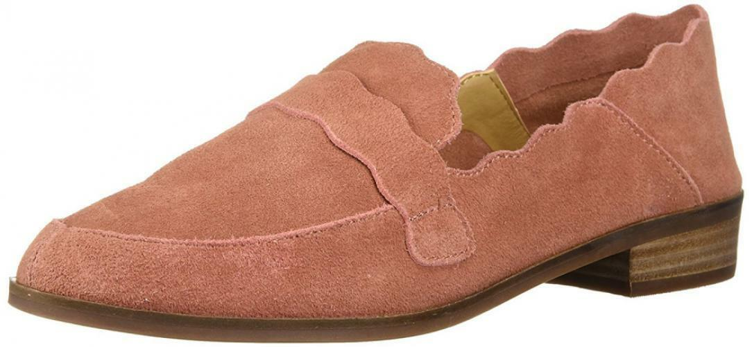 Lucky Brand Women's Callister Loafer Leather Ballet Flats Sandals Slip-On Oxford