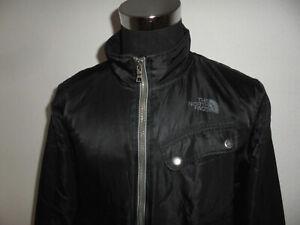 The-North-Face-Jacke-Nylon-Blouson-Jacke-rare-oldschool-outdoor-glanz-vintage-M
