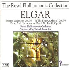 TRP018: Elgar - Enigma Variations · In The South, (Alassio)