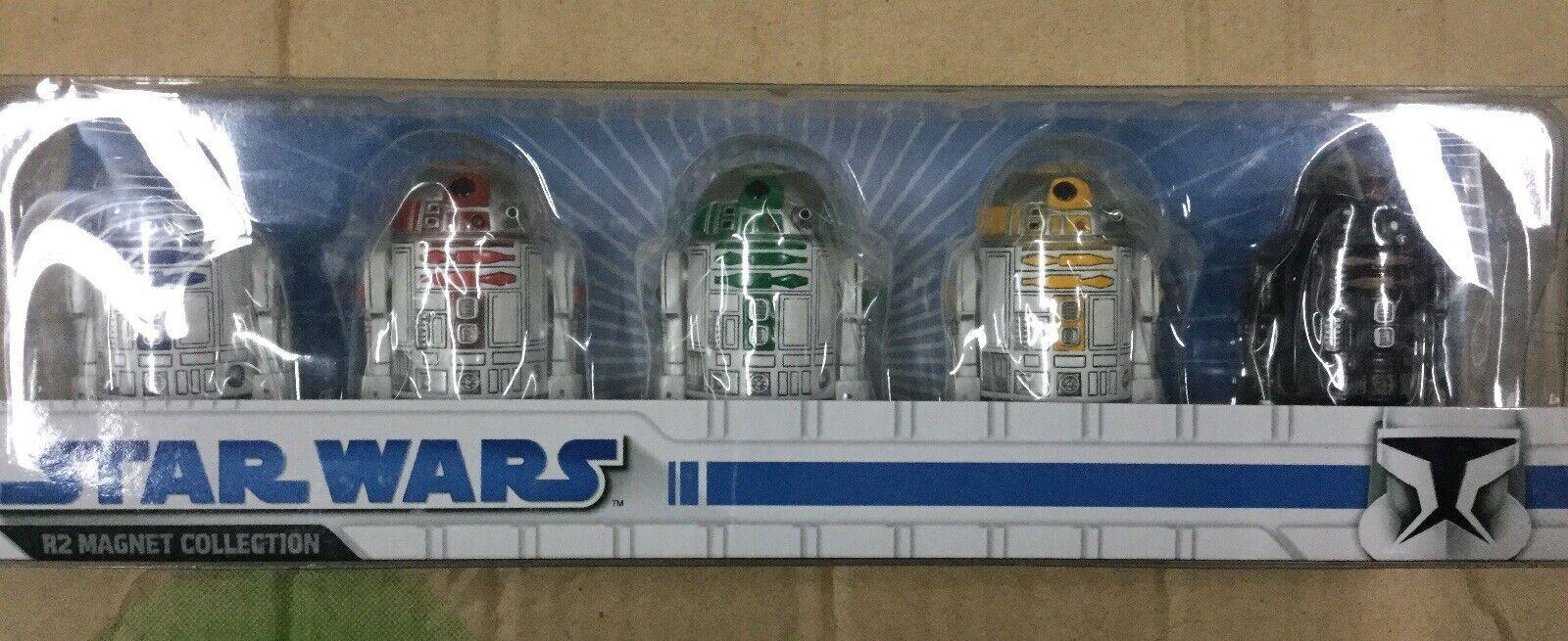Kotobukiya Star Wars Ensky Ensky Ensky R2-D2 F2 R3 A3 Set of 5 Magnet Collection Set 2dae9a