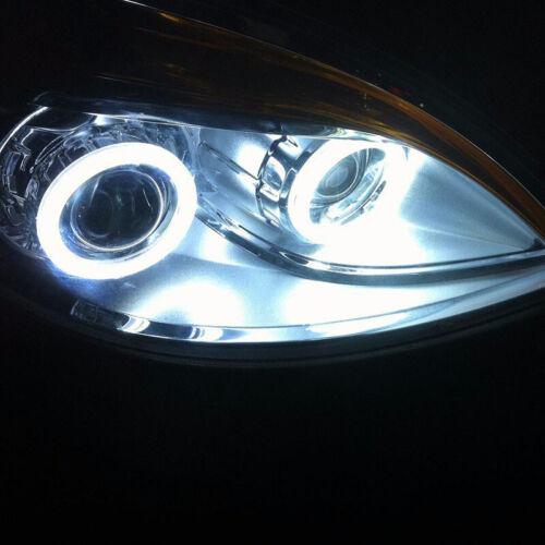 Halo Ring Light COB LED Angel Eye 70mm//80mm//90mm//100mm//110mm//120mm Lampshades