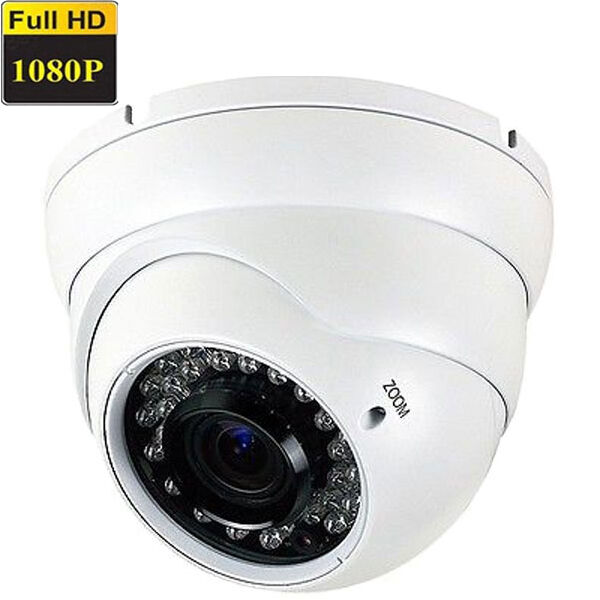 Amview HD 1800TVL Cmos Metal Housing PM Infrare Dome Security Camera **