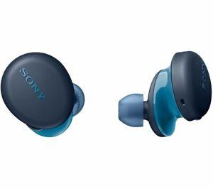 SONY-WF-XB700-Wireless-Bluetooth-Sports-Earbuds-Earphones-Blue-Currys