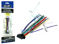 Pioneer Wire Harness Avh-x6700 Dvd Sm-deh - Free Same Day Shipping