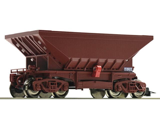 Roco 67075 Güterwagenset Erzwagen SJ 4x H0
