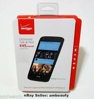Fast Shipping Brand Verizon Prepaid Htc Desire 526 Android 4g Lte 4.7 8gb