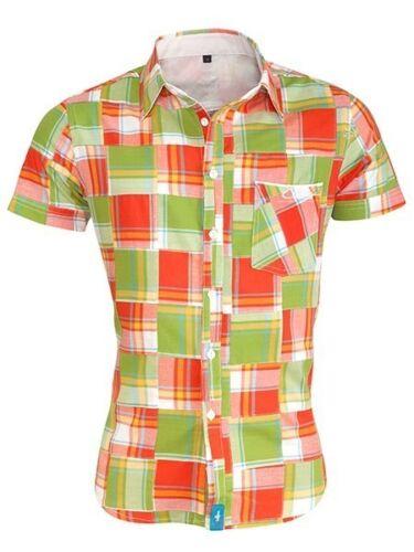 Chillaz Kurzarmhemd Short Sleeve Shirt Herrenhemd