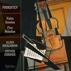 Violinsonaten 1 in f-moll & 2 in D-Dur von Alina Ibragimova,Steven Osborne (2014)