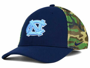 best service 6bbff 6b15c Image is loading Nike-UNC-North-Carolina-Tar-Heels-NCAA-Camo-