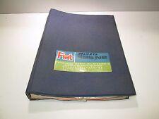 Manuale ricambi Fiat 625 N2 edizione 1968   [3640.17]