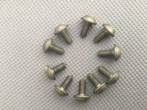 10x Original VAG Schrauben Hitzeleitbleck WHT005227 A4 A5 A6 A7 A8 Q5 R8 Caddy