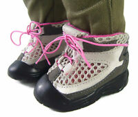 Hiking Boots For 18 Dolls Like American Girl Doll Clothes Accessories Camping