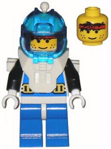 GENUINE LEGO MINIFIGURES VARIOUS AQUANAUT SETS CHOOSE YOUR OWN