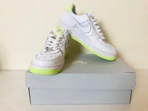 Rare Luminous White \u0026 Green Nike Air