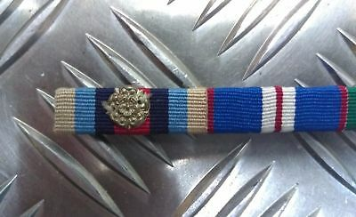 Genuine British Military Issue Medal Ribbon Northern Ireland Home Service LOT