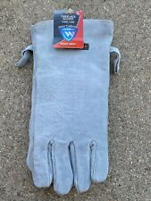 New Listingwest Chester Leather Fireplacefire Pit Gloves Heavy Duty Size Large