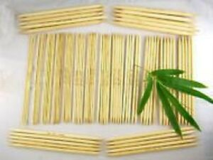 Stricknadel-Bambus-Nadelspiel-20-cm-lang-2-75-mm-Staerke