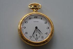Clipper-orologio-da-tasca-Pocket-Watch-17-jewels-Orologio-poiche-tasca