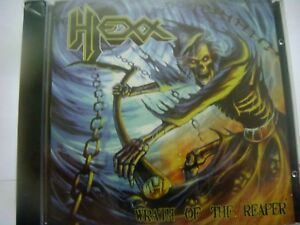HEXX - Wrath of the Reaper CD High Roller Records 2017 ...