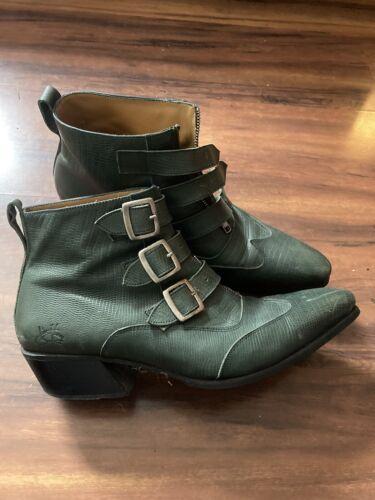 Fluevog Vintage Boots - Rare!