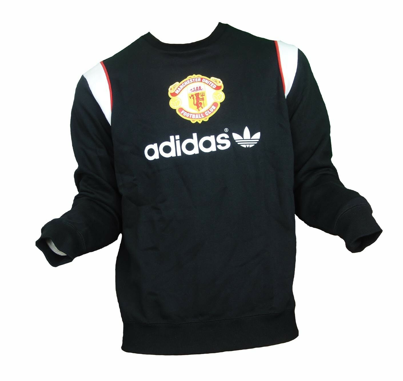 Manchester United Sweatshirt Trainingstop Adidas Retro Retro Retro 2015 XS S M  | Stil  9d4489