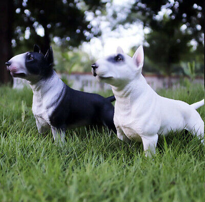 1//4 Scale Bull Terrier dogs Dalmatian For Action Figures Toys