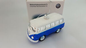 Original Vw Volkswagen Bulli T1 Weihnachtskugel Christbaumschmuck