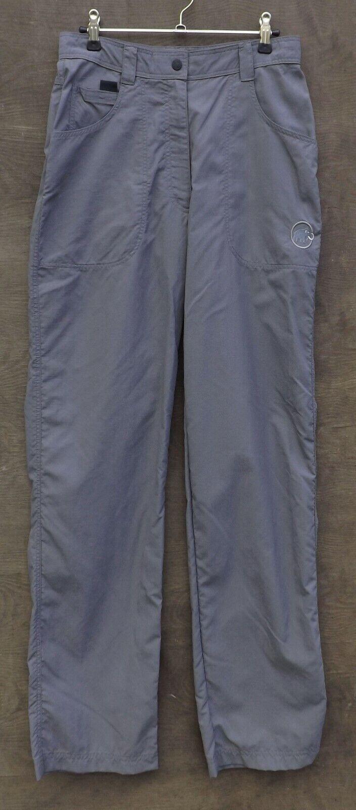 Mammut Sunrise Woherren Pants  Sehr leichte Outdoor- Reisehose für Damen  bark