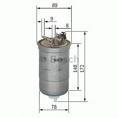 Replacement For BOSCH AEF-3