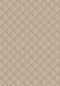 Anna French Linen Quilt Diamond Upholstery Fabric Prussia Quilt
