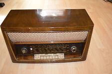 Original loewe OPTA tubos radio año de construcción 1956