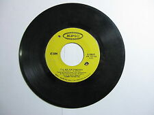I'll See Him Through - Enough of A Woman - Tammy Wynette 45 RPM Record