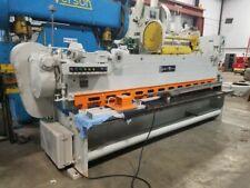 12 X 316 Lodge Amp Shipley Mechanical Shear 18 Throat Depth 60 Spm