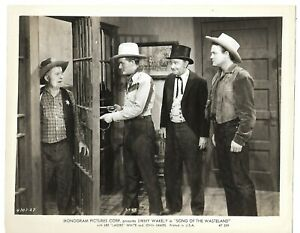 Jimmy-Wakely-Movie-Still-Photo-Song-of-the-Wasteland-1947-8-X-10