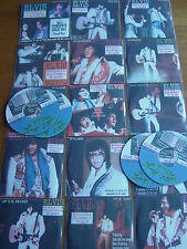 ELVIS PRESLEY CDS- LAS VEGAS, HILTON. WINTER SEASON DEC.1976 (30 cds)