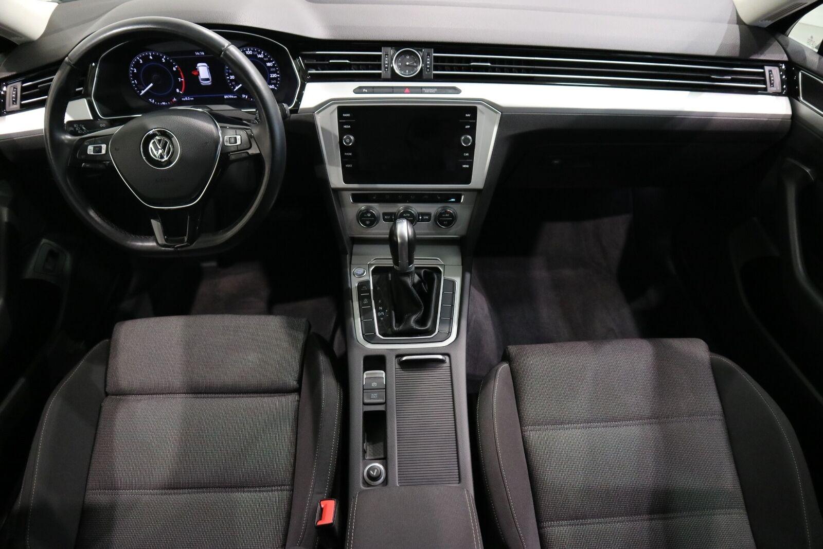 VW Passat 1,4 TSi 150 Comfortline Premium Variant DSG - billede 15