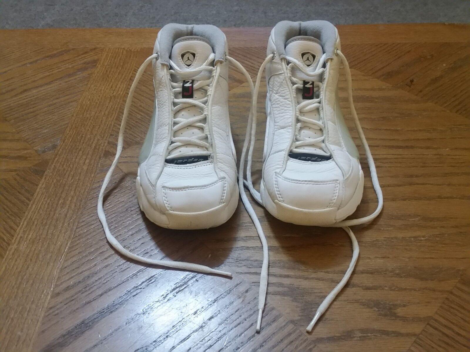 NIKE Jumpman DJ Air Jordan Shoes 136056  111 Size 8